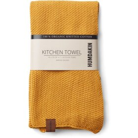 HUMDAKIN - YELLOW FALL KNITTED KITCHEN TO
