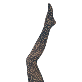 BLACK COLOUR - NATURAL LEO ALMA LEO TIGHTS
