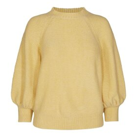 CO COUTURE - LEMON RUBY KNIT