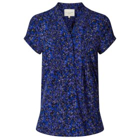 LOLLYS LAUNDRY - FLOWER PRINT HEATHER TOP