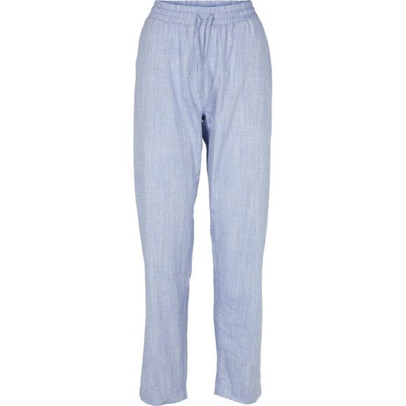 BASIC APPAREL - NAVY HARRIET PANTS
