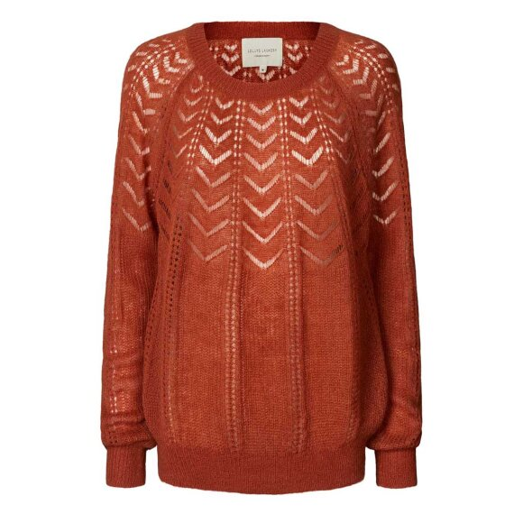 LOLLYS LAUNDRY - MAUVE BILLY JUMPER