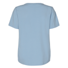 FREEQUENT - CHAMBRAY BLUE MIX FQHALLEY-TEE