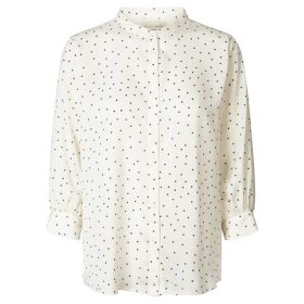 LOLLYS LAUNDRY - CREME RALPH SHIRT