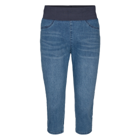 FREEQUENT - MEDIUM BLUE DENIM SHANTAL-CA-D