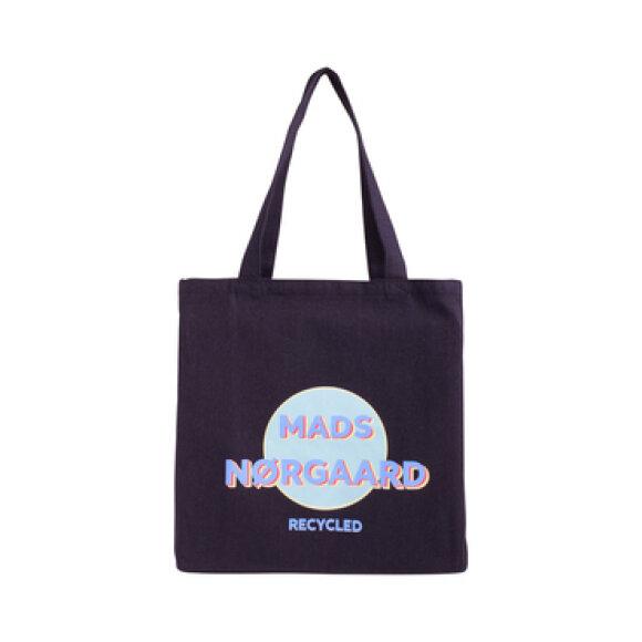 MADS NØRGAARD - BLACK RECYCLED BOU. ATHENE C
