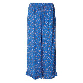 LOLLYS LAUNDRY - FLOWER PRINT ESTRID PANTS