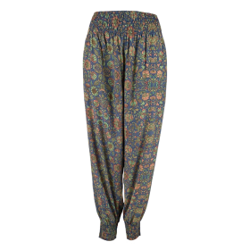 BLACK COLOUR - BLUE BREEZE LUNA PUFF PANT