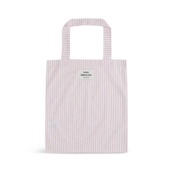 MADS NØRGAARD - WHITE ALY/LIGHT PINK SACKY ATO