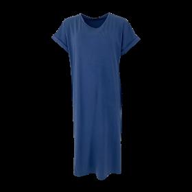 BLACK COLOUR - DK JEANS PIPPI LONG DRESS