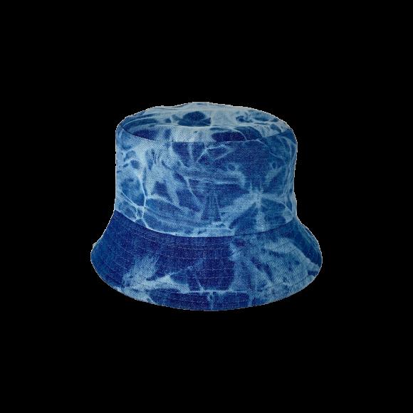 BLACK COLOUR - DENIM BLUE JIA DENIM BUCKET