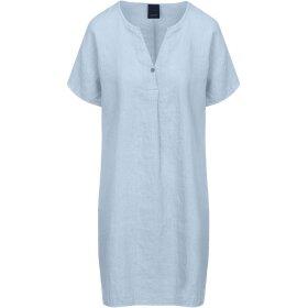 ONE TWO LUXZUZ - ICE BLUE HELINIA DRESS