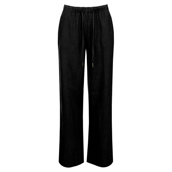 ONE TWO LUXZUZ - BLACK ELILIN PANT