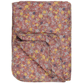 IB LAURSEN - QUILT FADED ROSE M/BLOMSTER