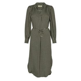 MOS MOSH - GRAPE LEAF ALDO ZACH DRESS