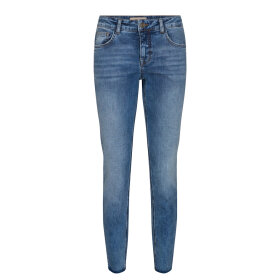 MOS MOSH - BLUE ANKLE VICE JEANS