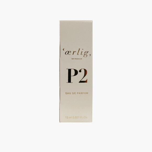 ÆRLIG - P2 - EAU DE PARFUM 15ML