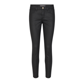 MOS MOSH - BLACK ANKLE VICE COATED PANT