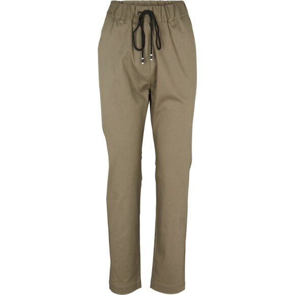 BASIC APPAREL - DRIED SAGE MIA PANTS